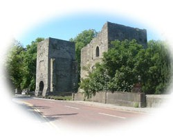 Maynooth Castle today