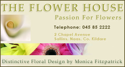 The Flower House, Sallins, Naas