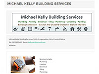 Visit the Website of Michael Kelly Building Services