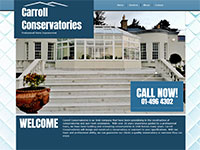Click for full details of Carroll Conservatories Ltd