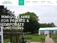 Click for full details of David's Marquee Hire