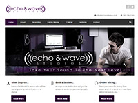 Click for full details of Echo & Wave Recording Studios
