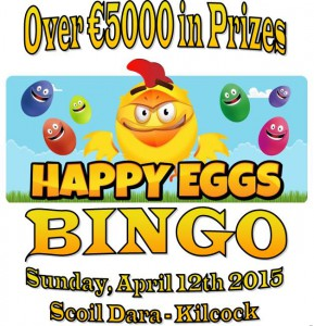 Easter Bingo Poster 1