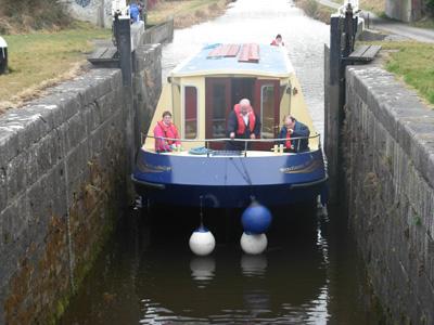Saoirse ar an Uisce Boat