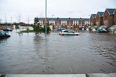 Sallins Flooding