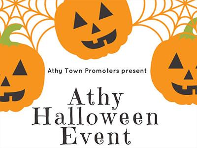 Athy Halloween Event