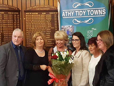 Athy Tidy Towns Awards Presentation Evening