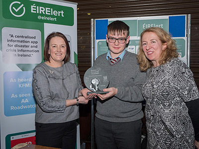 EIRelert Secure Spot At Student Enterprise Programme National Finals