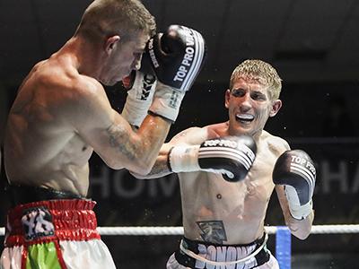 Eric Donovan closing in on European title shot at Celtic Clash 4