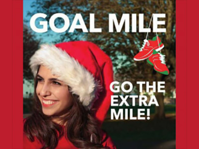 The GOAL Mile in Kildare