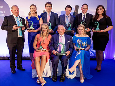 Ten Godolphin Stud and Stable Staff Awards Winners Announced