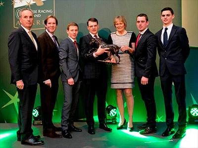 Kildare Trainer Wins Horse Racing Ireland Award