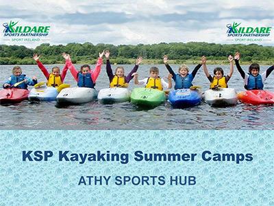 KSP Kayaking Summer Camps