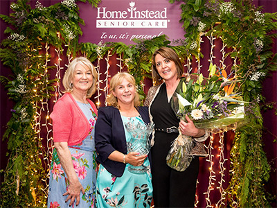 Kildare Woman is National CAREGiver of the Year