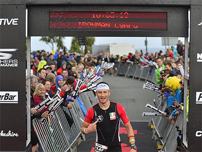 Kildare Man Secures Place In Ironman World Championships