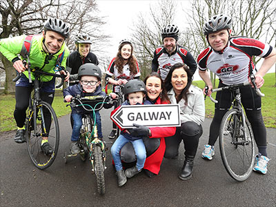 300 Cyclists To Take to the Road to Help Raise €120,000 for Friends of the Coombe