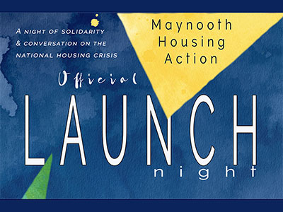 Maynooth Housing Action Official Public Launch