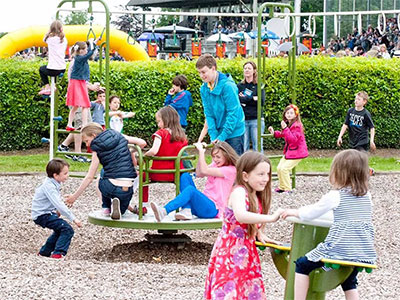 Permanent Child Development Centre Opens At Naas Racecourse
