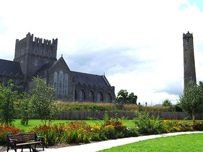 Talk: Pilgrim Paths in Ireland