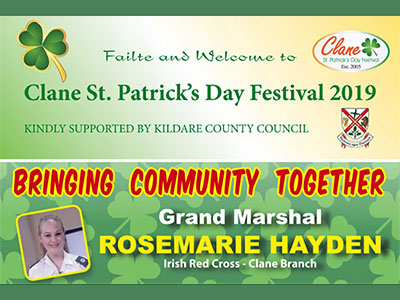 St. Patrick's Day Clane