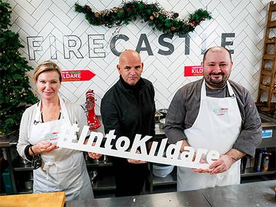 Enjoy a Taste of Kildare This Christmas