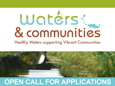 Open Call for Applications to Community Water Development Fund 2018
